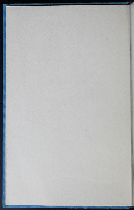 Verso of Half-Title Page to the 1955 WM. B. Eerdmans Publishing Co. Reprint