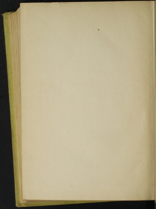 Verso of First Back Flyleaf of Volume 1 of the [1898] F. M. Lupton Publishing Co. Reprint