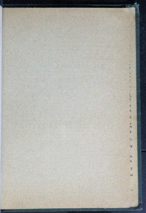 """Recto of Back Flyleaf of the [1884] Frederick Warne & Co. """"Star Series"""" Reprint"""