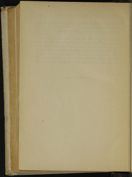 Verso  of First Back Flyleaf of Volume 2 of the [1898] F. M. Lupton Publishing Co. Reprint
