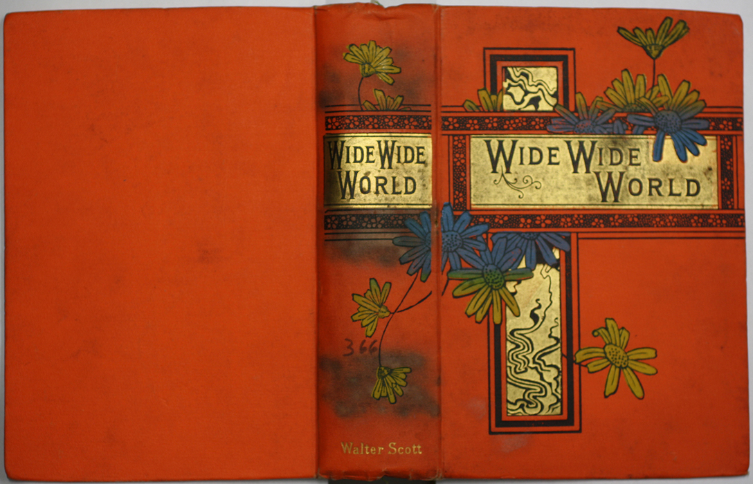 "Full Cover of the [1896] Walter Scott, Ltd. ""Complete Ed."" Reprint"