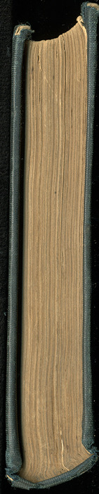 Head of Volume 2 of the 1852 George P. Putnam 16th Edition, Version 2
