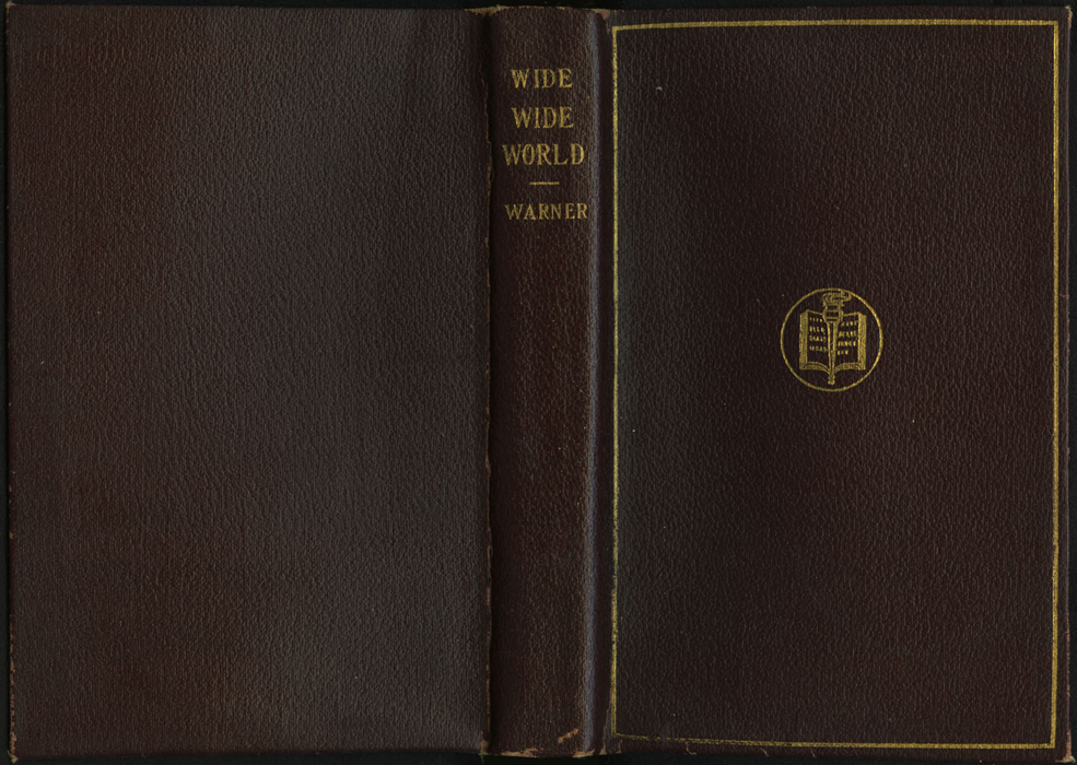 "Full Cover of the [1894] A.L. Burt ""Burt's Library of the World's Best Books"" Reprint"