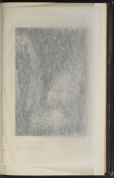 Recto of Tissue Preceding Illustration on Page 304a of Volume 2 of the 1888 J.B. Lippincott & Co. Edition
