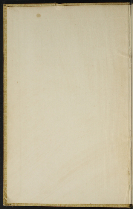 Front Cover Pastedown of the 1892 J.B. Lippincott & Co. Edition