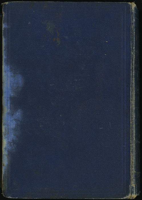 Back Cover of [1890] Frederick Warne & Co. Reprint