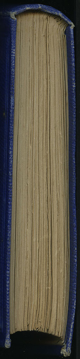 "Tail of Volume 1 of the 1853 James Nisbet, Hamilton, Adams & Co. ""New Edition"" Reprint"