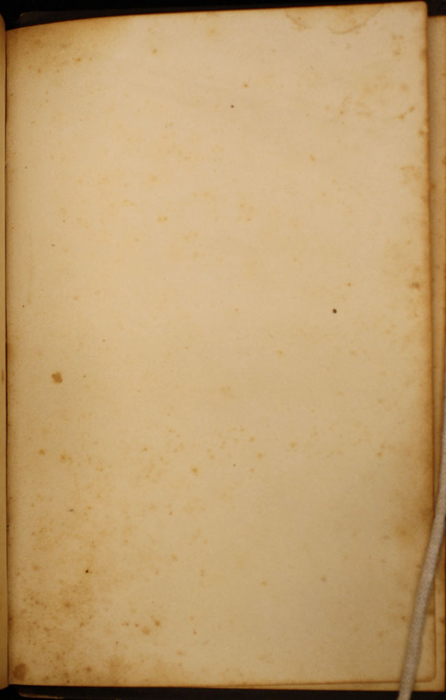 Recto of Back Advertisement in Volume 2 of the 1852 George P. Putnam 16th Edition, Version 1<br /><br />