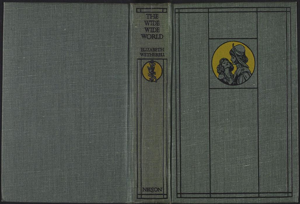 Full Cover of the [1923] T. Nelson & Sons, Ltd., Reprint