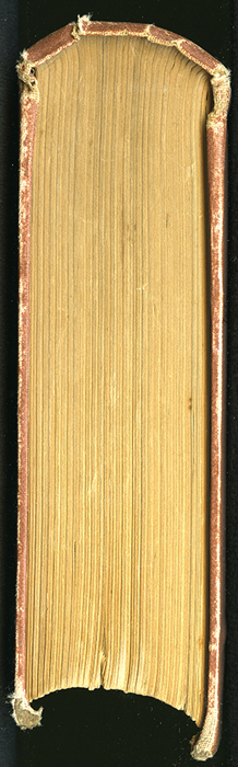"Tail of the 1891 J. B. Lippincott Co. ""New Edition"" Reprint"