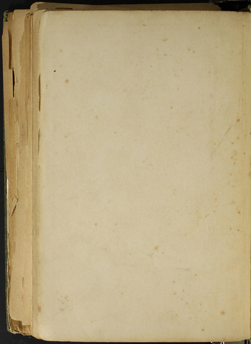 Verso of Back Flyleaf of the [1904] S. W. Partridge & Co. Reprint