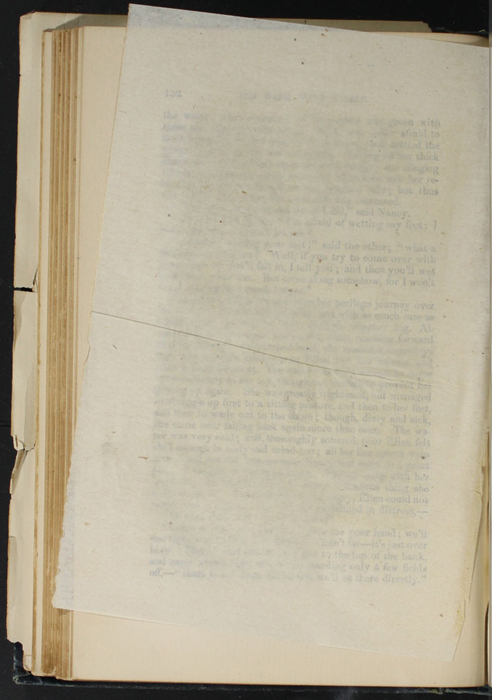 Verso of Tissue Preceding Illustration on Page 152a of the 1888 J.B. Lippincott & Co. Edition