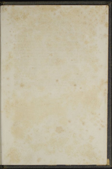 Recto of First Back Flyleaf of Volume 1 of the 1851 George P. Putnam First Edition, Version 3