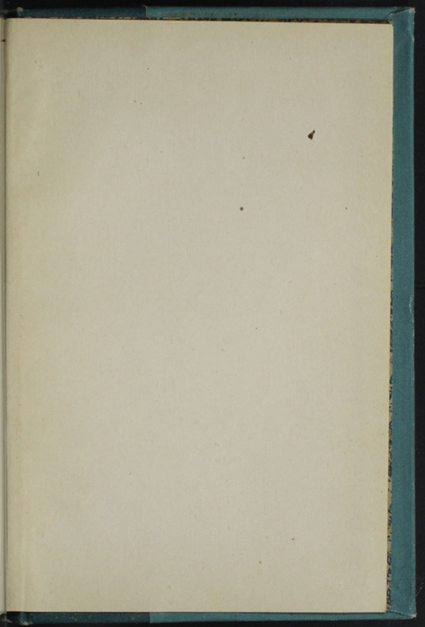 Recto of Second Back Flyleaf of Volume 1 of the [1902] Home Book Co. Reprint, Version 2