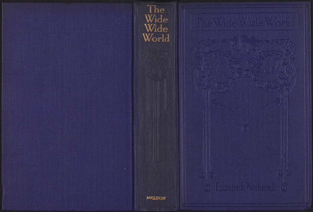 "Full Cover of the [1922] T. Nelson & Sons ""The Nelson Classics"" Reprint"
