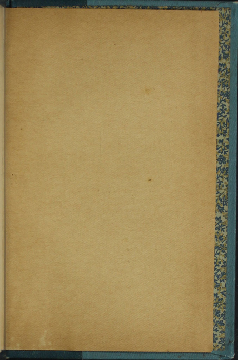 Recto of Third Back Flyleaf of Volume 2 of the [1902] Home Book Co. Reprint, Version 2