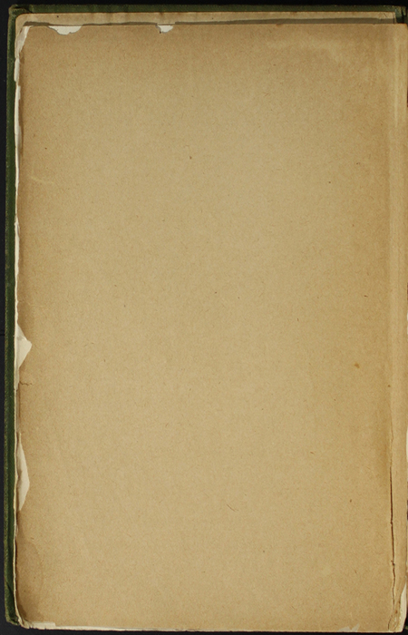 Verso of Title Page to the [1904] S. W. Partridge & Co. Reprint