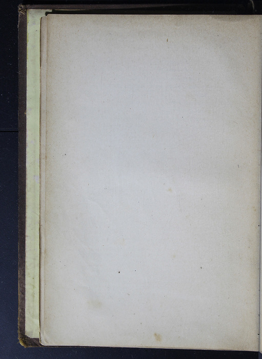 Verso of Third Page of Table of Contents of the 1879 Li-Quor Tea Co. Reprint