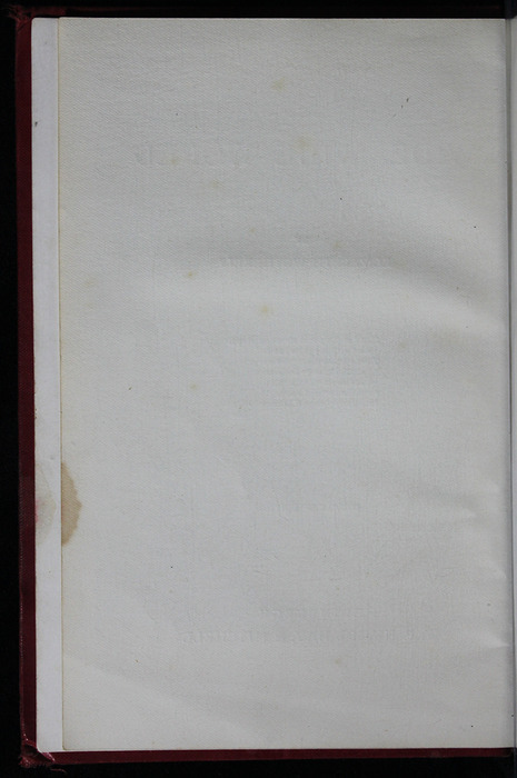 "Verso of Title Page to the [1903] W.P. Nimmo, Hay & Mitchell ""Complete Edition"" Reprint"