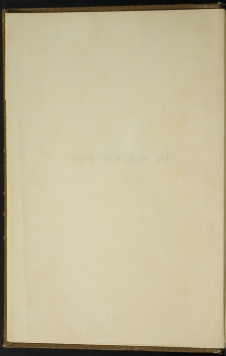 Verso of Half-Title Page to the [1907] Grosset & Dunlap Reprint, Version 1
