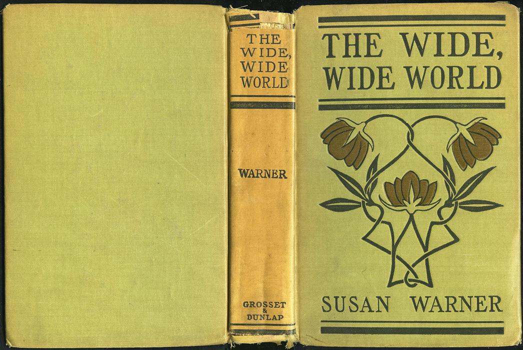Full Cover of the [1907] Grosset & Dunlap Reprint, Version 3