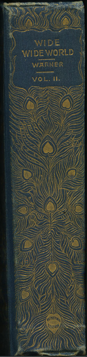 Spine of Volume 2 of the [1902] Home Book Co. Reprint, Version 2