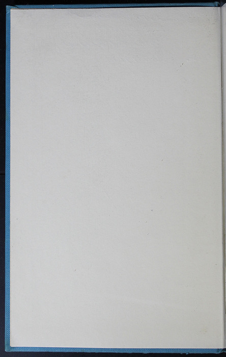 Verso of Front Flyleaf of the 1955 WM. B. Eerdmans Publishing Co. Reprint