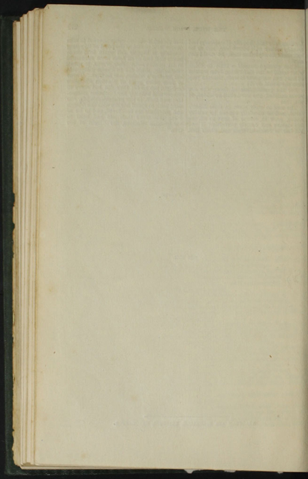 "Verso of Last Page of Text in the 1853 Eli Charles Eginton & Co. ""Pocket Library"" Reprint"
