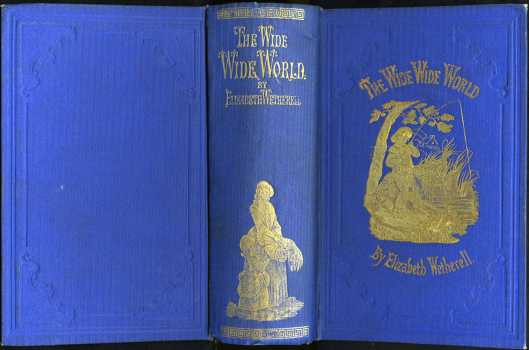 Full Cover of the 1852 T. Nelson & Sons Reprint, Version 2