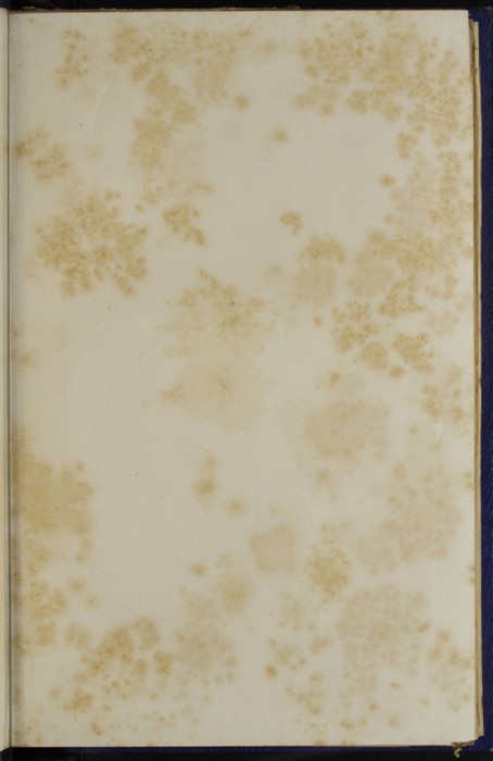 """Recto of Second Front Flyleaf of Volume 2 of the 1853 James Nisbet, Hamilton, Adams & Co. """"New Edition"""" Reprint"""
