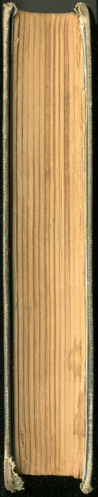 Fore Edge of the [1894] D. H. & Co. Reprint