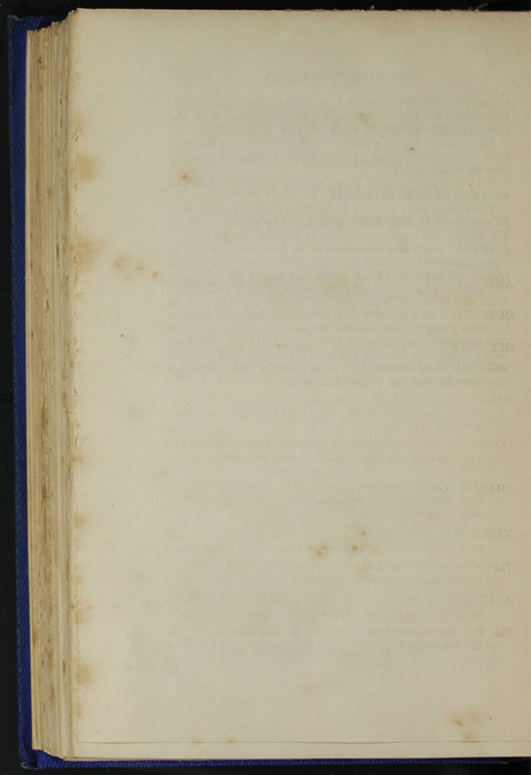 "Verso of Last Page of Text in Volume 2 of the 1852 James Nisbet, Sampson Low, Hamilton, Adams & Co. ""Second Edition"" Reprint"