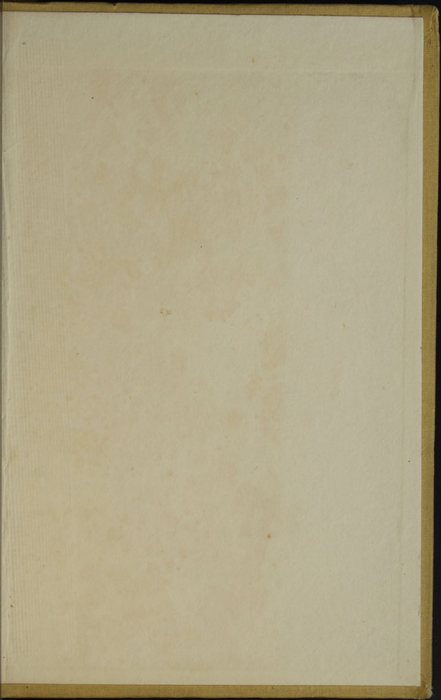 Back Pastedown of the [1926] Ward, Lock, & Co., Ltd., Reprint