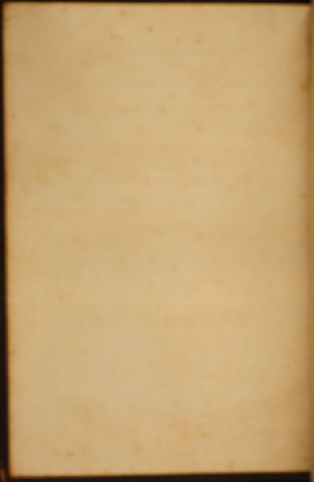 Front Pastedown of Volume 2 of the 1852 George P. Putnam 16th Edition, Version 1