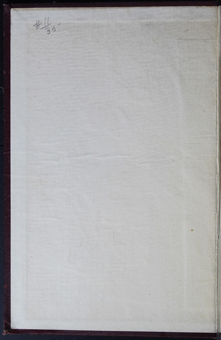 Front Pastedown of the [1899] Geo. M. Hill Co. Reprint