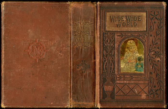 "Full Cover of the 1886 James Nisbet & Co. ""New ed."" Reprint"