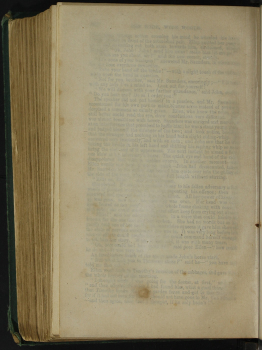 Verso of Tissue Preceding Illustration on Page 262a of the [1879] Milner & Sowerby Reprint
