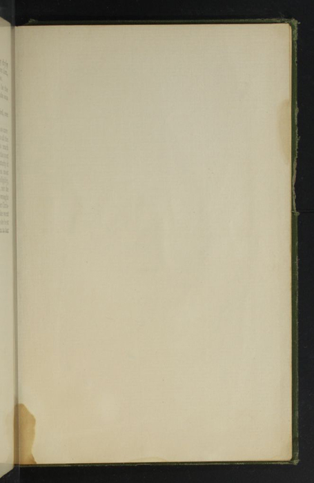 Recto of First Back Flyleaf of the [1906] Thomas Y. Crowell & Co. Reprint