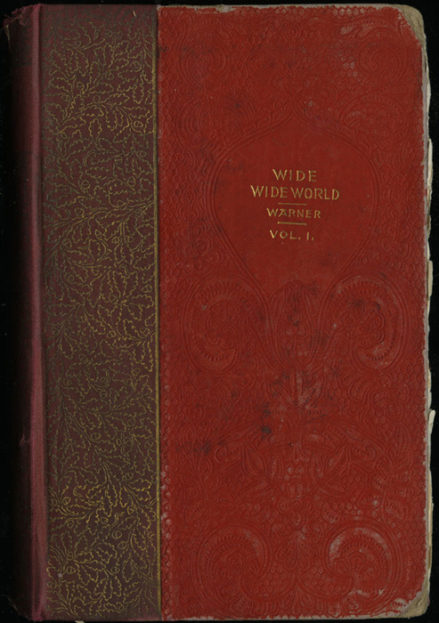 Front Cover of Volume 1 of the [1902] Home Book Co. Reprint, Version 1