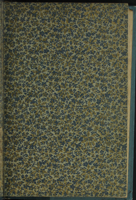 Recto of First Front Flyleaf of Volume 2 of the [1902] Home Book Co. Reprint, Version 2