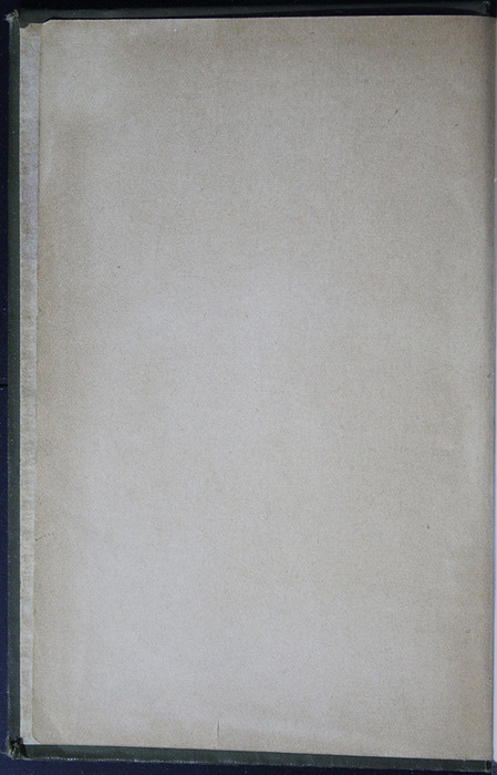 Verso of Half-Title Page to the [1883] John F Shaw & Co. Reprint
