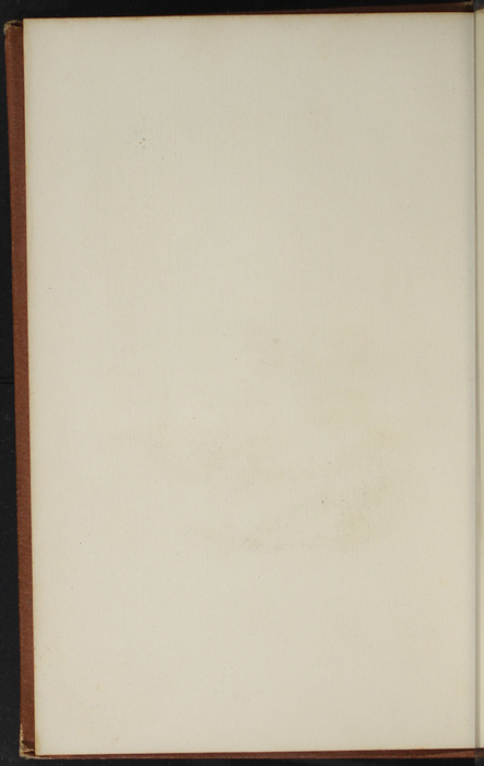"Verso of Title Page Vignette to the 1891 J. B. Lippincott Co. ""New Edition"" Reprint"