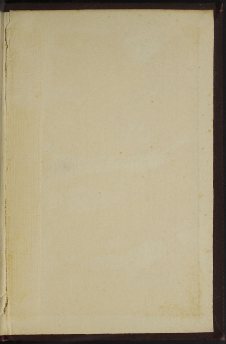 Back Pastedown of the [1894] R. E. King & Co. Reprint