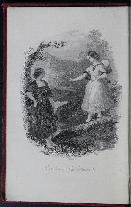 Frontispiece to the 1889 G. Bell Reprint