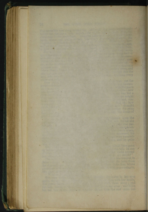 Verso of Tissue Preceding Illustration on Page 76a of the [1879] Milner & Sowerby Reprint