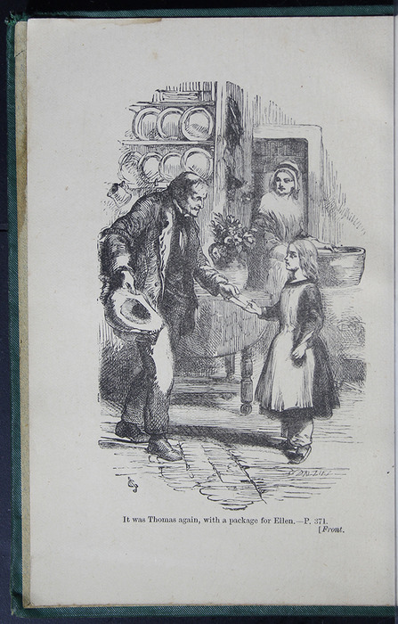 """Frontispiece to the [1884] Frederick Warne & Co. """"Star Series"""" Reprint"""