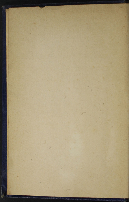 Verso of Front Flyleaf of the [1887] W. Nicholson & Sons, Ltd. Reprint