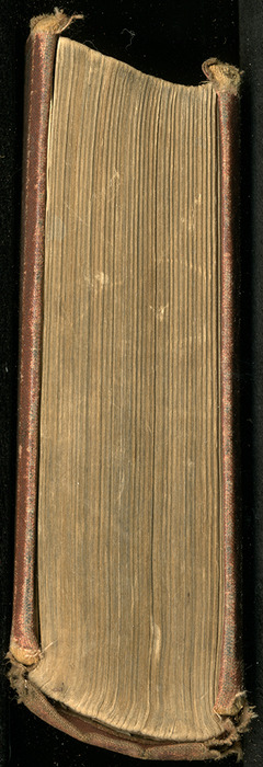 """Tail of the 1886 James Nisbet & Co. """"New ed."""" Reprint"""