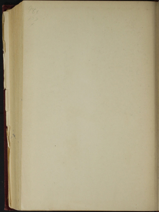 "Verso of Back Flyleaf of the [1898] A. L. Burt Co. ""The Home Library"" Reprint"