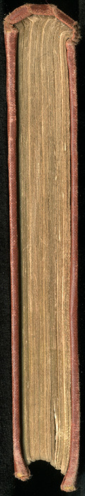 "Tail of the [1885] George Routledge & Co. ""Ruby Series"" Reprint"
